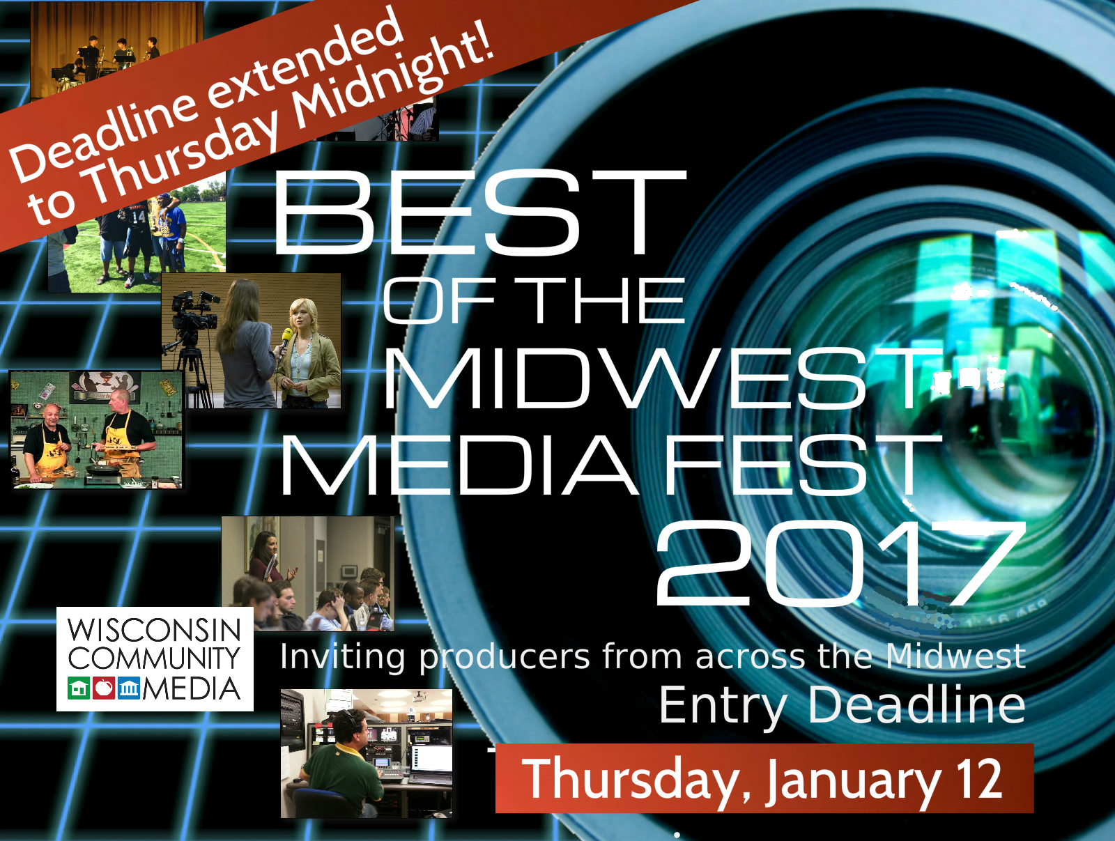 Best of the MidWest Media Fest