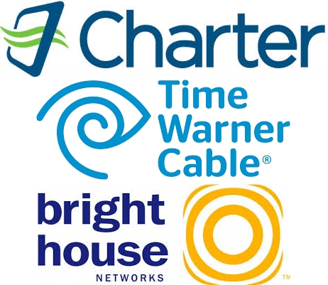 Charter to take over TW and Brighthouse