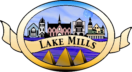 Lake Mills TV Logo