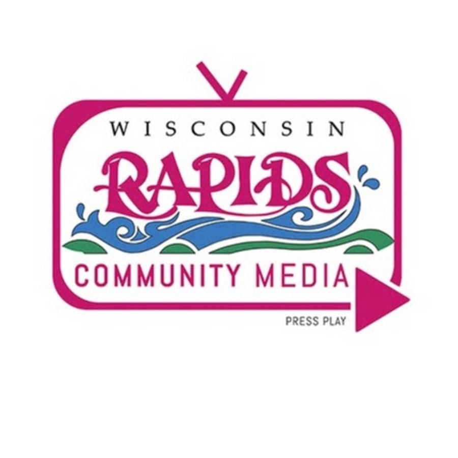Wisconsin Rapids Community Media Logo
