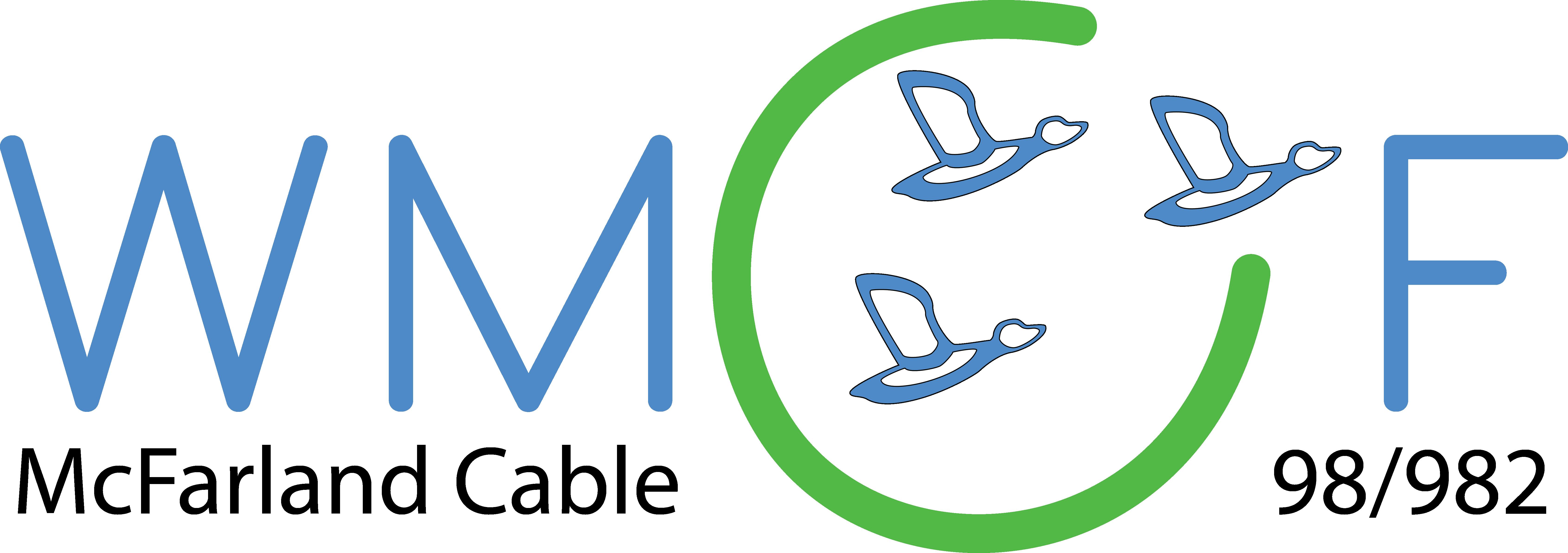 WMCF - McFarland Logo