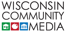Wisconsin Community Media Logo
